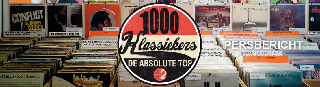 Van onder meer Ben Crabbé en Tom Waes tot Dina Tersago: zij presenteren vanaf 26 december '1000 klassiekers'