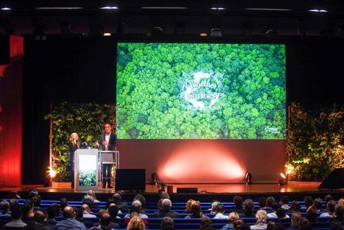 Luminus en Jane Goodall Institute Belgium planten samen meer dan 3.600.000 bomen