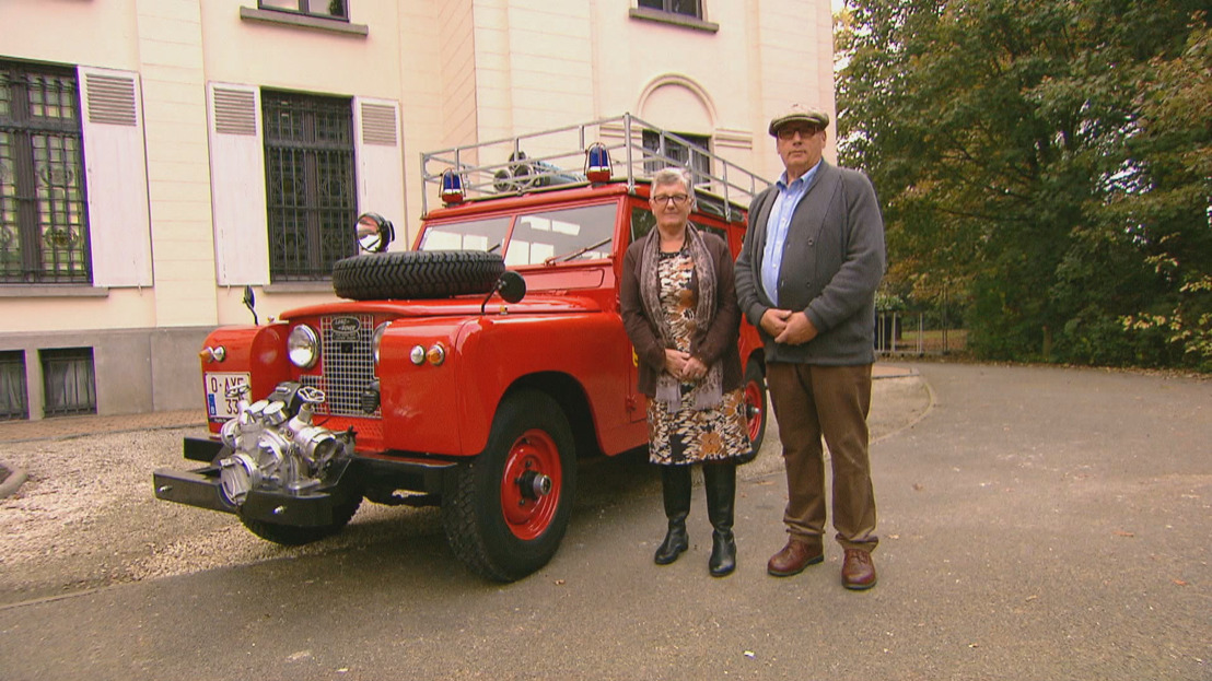 Unieke brandweerwagen uit de jaren 60 gooit hoge ogen
