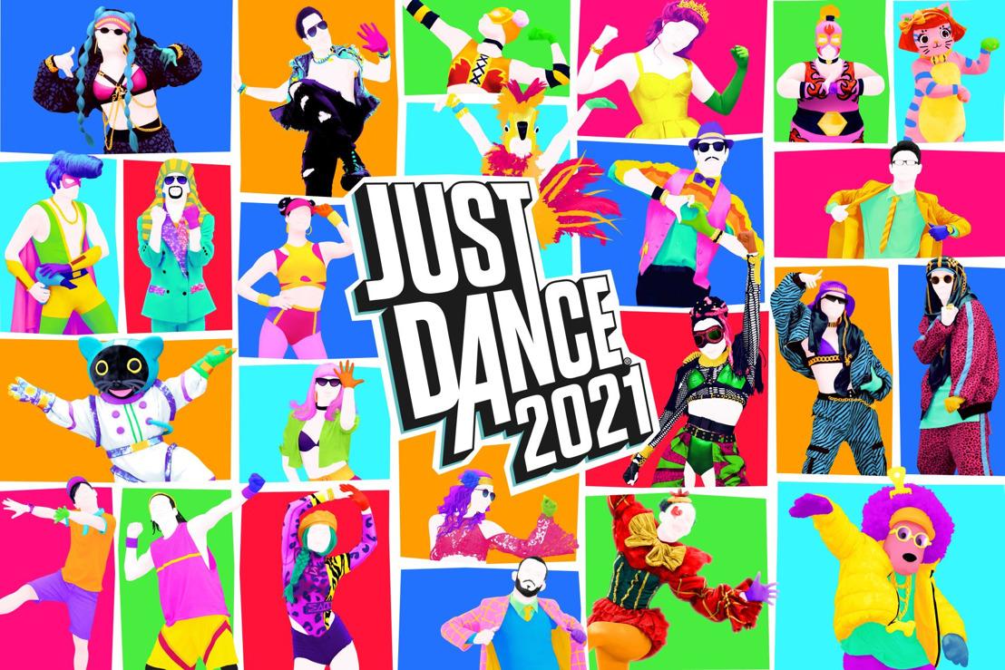 MIT JUST DANCE® 2021 IN BEWEGUNG BLEIBEN