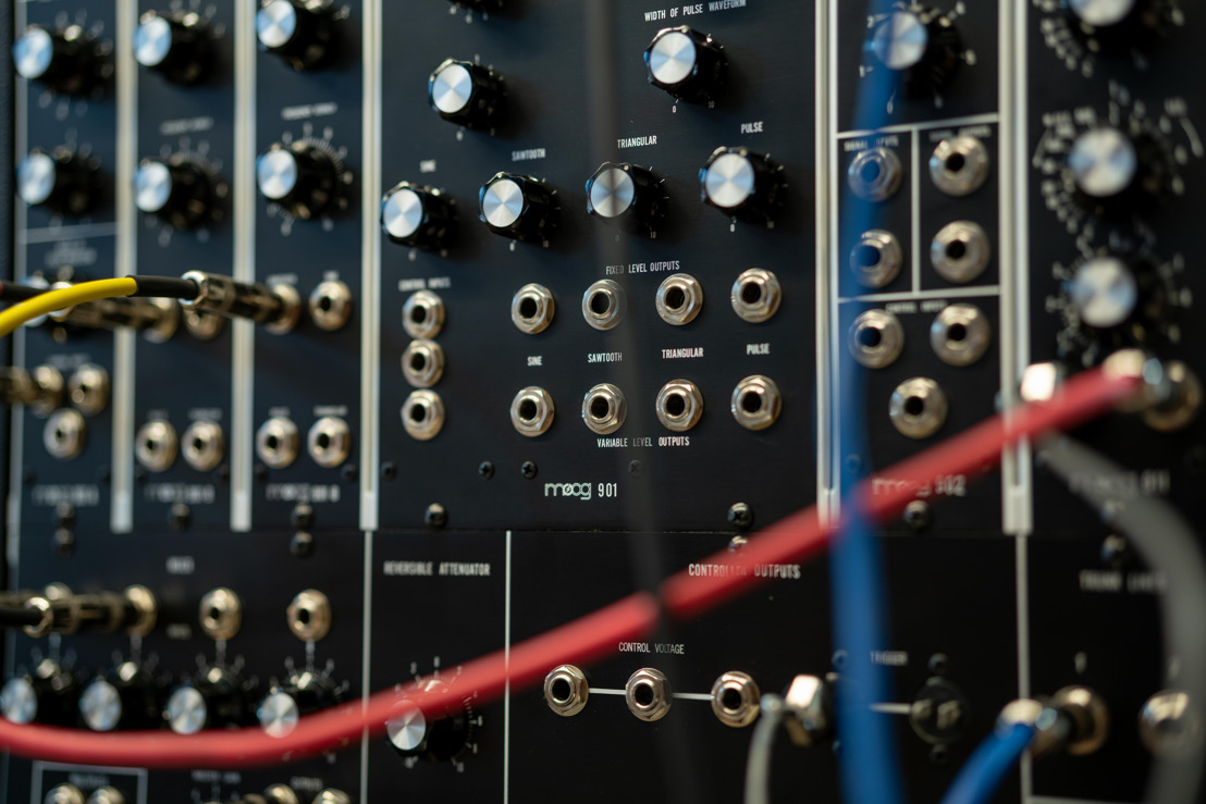Moog Music Brings Synth Playground to Amsterdam Dance Event (ADE)