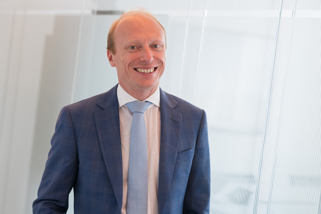 Peter Adams appointed CEO of ING in Belgium