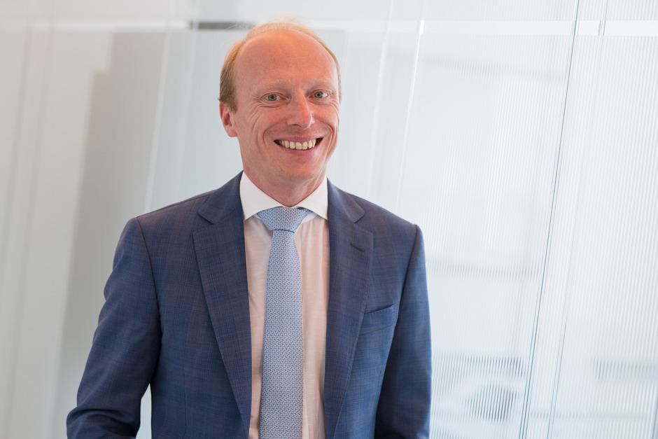 Peter Adams benoemd tot CEO van ING in België