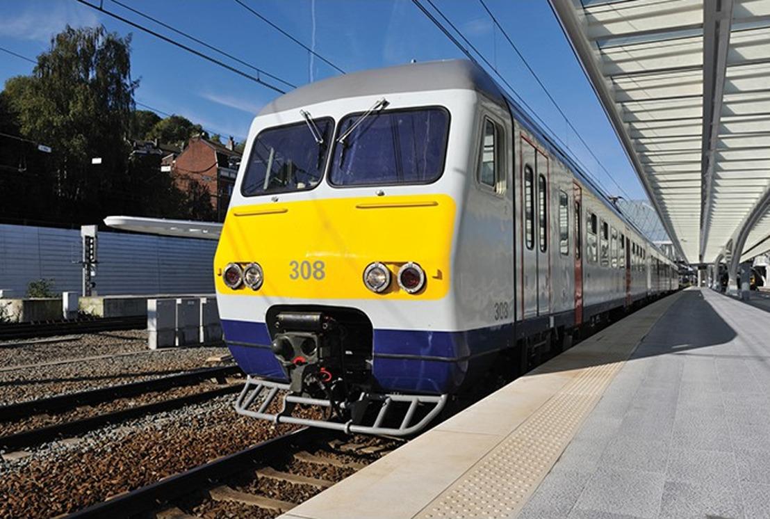 La SNCB a terminé l'installation de l'équipement ETCS de 106 automotrices AM80, subsidiée par l'Union Européenne