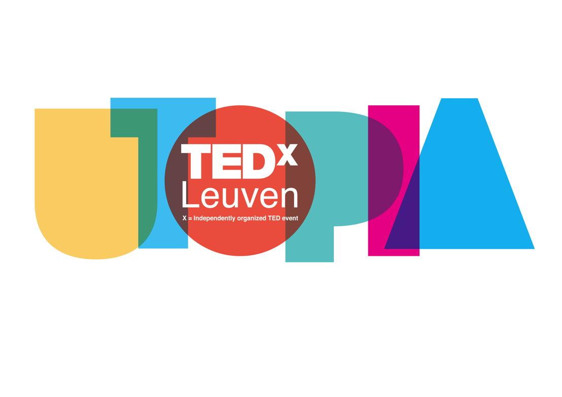 500jaarUtopia - TedX Leuven - TedX Utopia