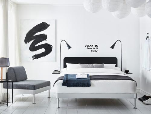 IKEA et Tom Dixon lancent le nouveau lit DELAKTIG et dévoilent leur prochaine collaboration