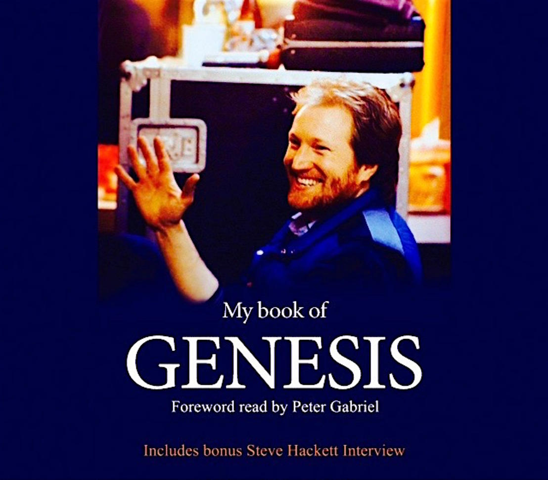 RICHARD MACPHAIL is releasing his star-studded AUDIOBOOK — includes rare proto-Genesis recording