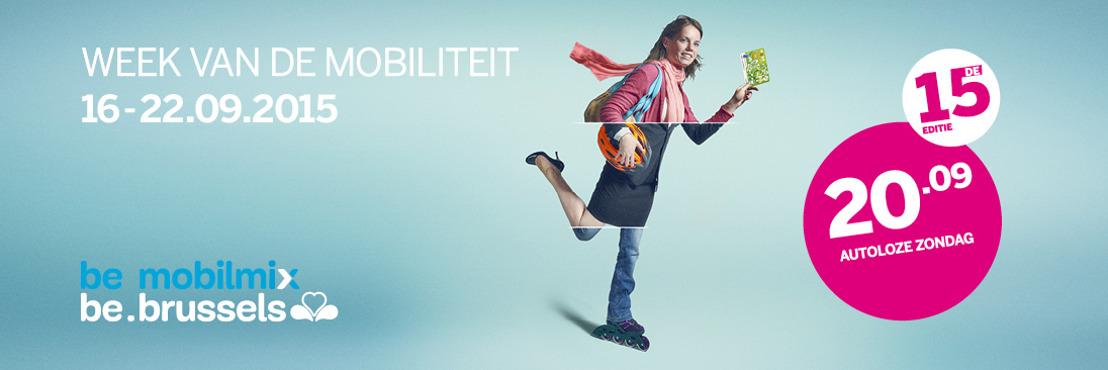 Week van de Mobiliteit : Voice boost #Mobilmix