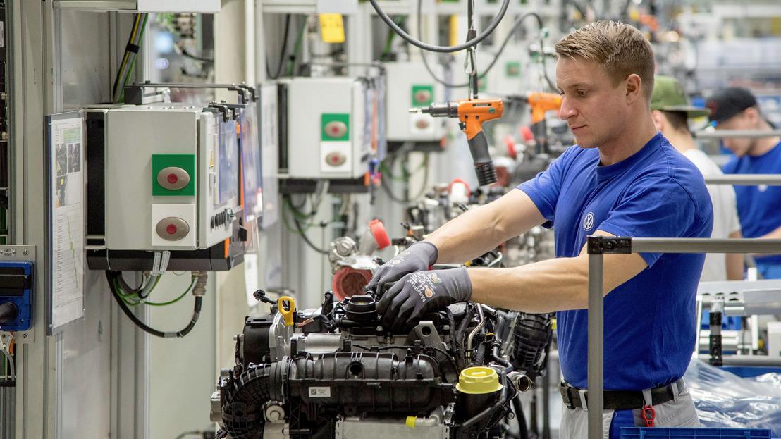 Ayer una planta de motores – hoy una pionera para conducción eléctrica