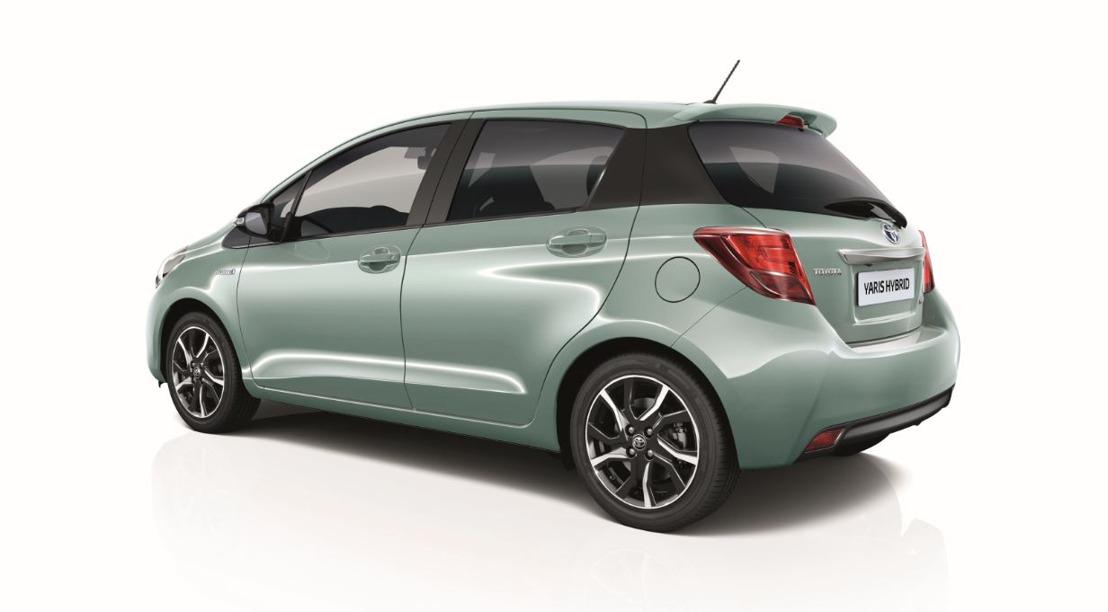 Toyota lance sa première action de réservation en ligne avec la nouvelle série spéciale Yaris AQUA Limited Edition.