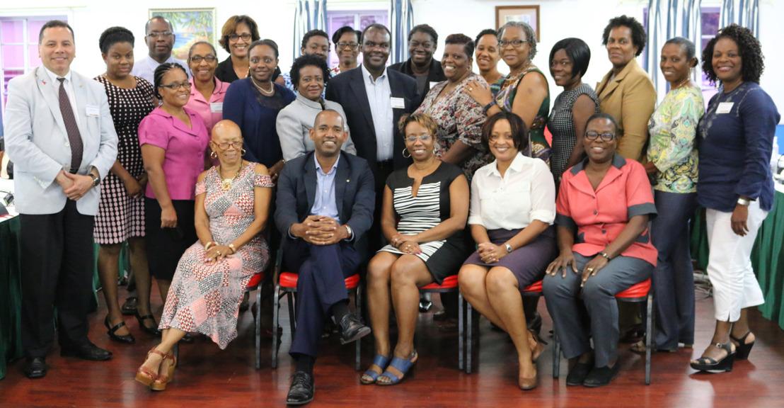 PAHO and OECS hold Regional TB Elimination Workshop