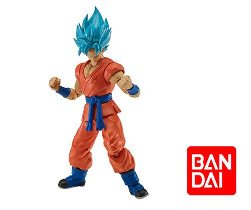 Ya están en México las figuras ultra detalladas Dragon Ball Stars de Bandai