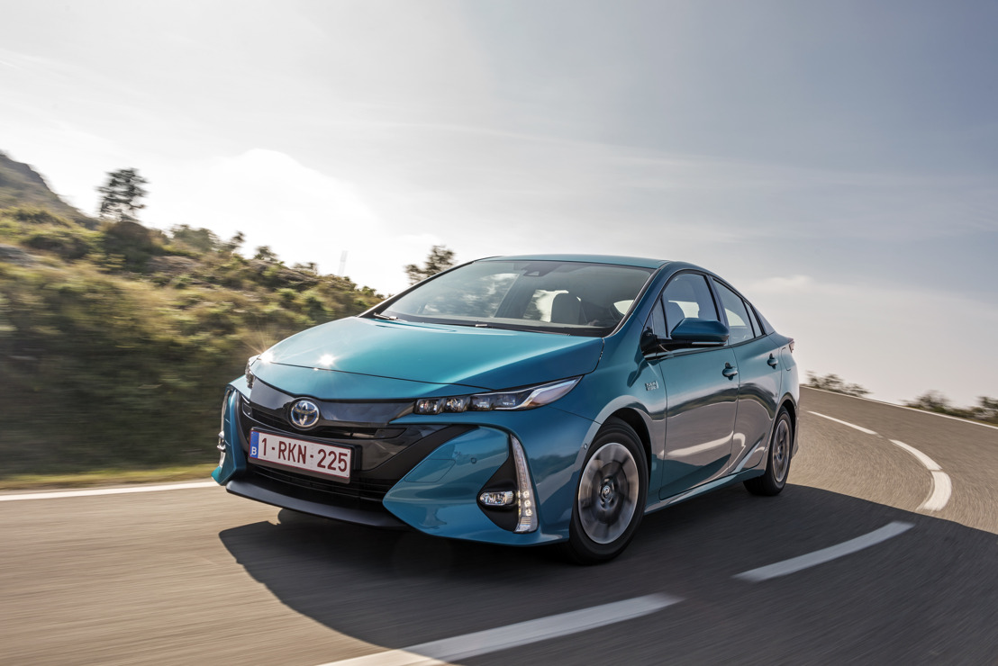 NOUVELLE PRIUS 2017 HYBRIDE RECHARGEABLE