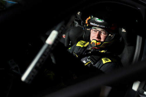 """Sébastien Bedoret: """"Virtueel race je ook, maar zonder de gevaren"""""""