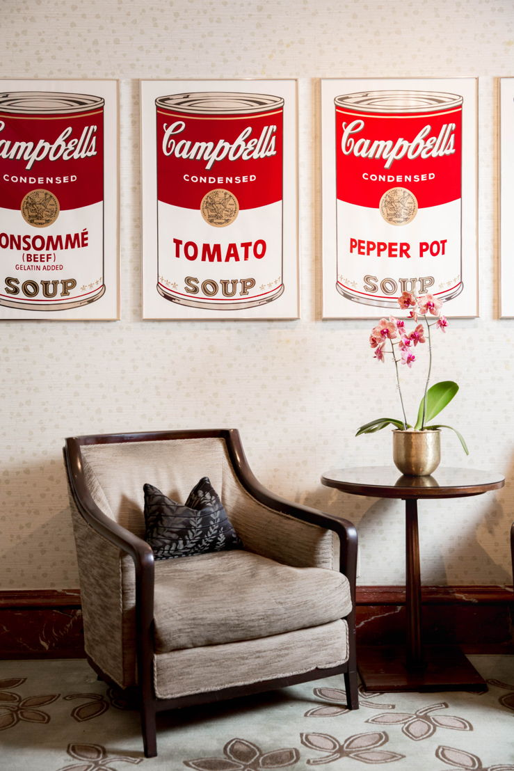 """Campbell's Soup Set of 10"" (1982-1987) by Andy Warhol"