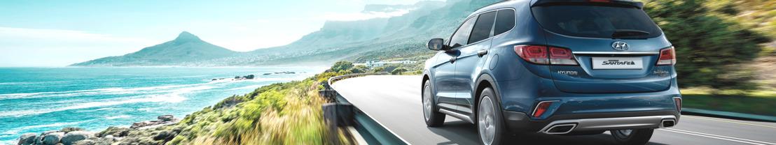 New Grand Santa Fe: doorgedreven upgrade voor Hyundai SUV-vlaggenschip