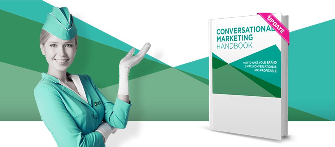 Nieuwe conversational marketing gids voor de marketeer van vandaag