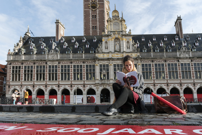 Preview: Persbericht: Leuvens stadsfestival 500 jaar Utopia lokt record van meer dan 220.000 deelnemers, met 90.137 bezoekers voor de tentoonstelling 'Op zoek naar Utopia' in M - Museum Leuven
