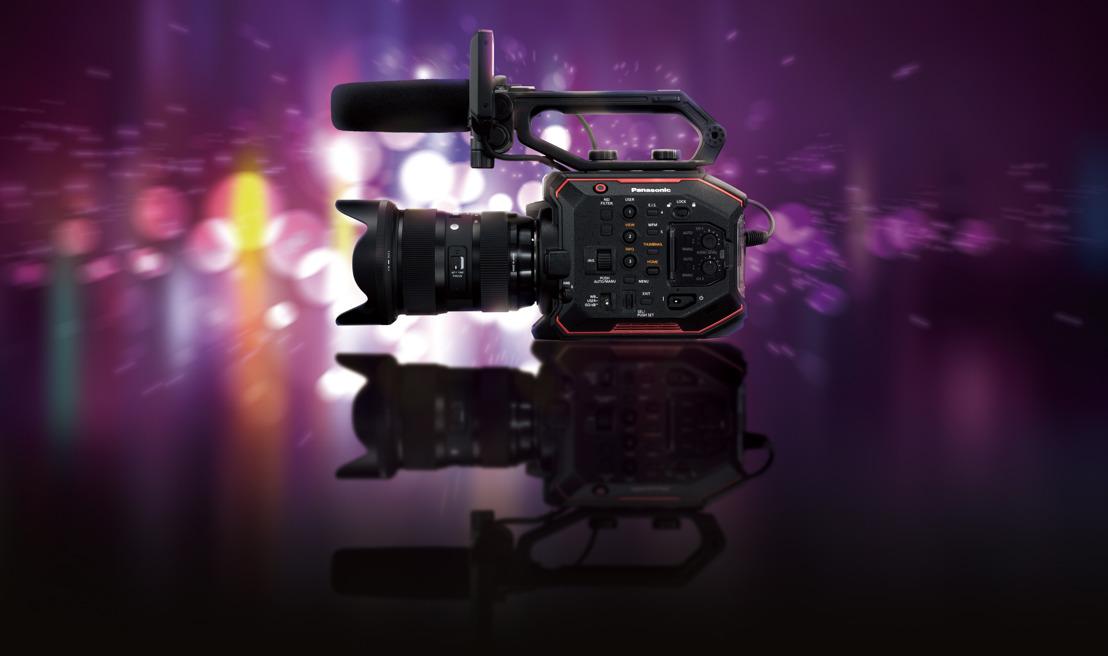 Panasonic anuncia la disponibilidad en México de la cámara de cine compacta AU-EVA1