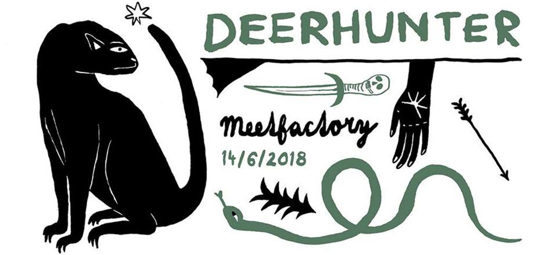 Deerhunter @ MeetFactory | 14th June 2018