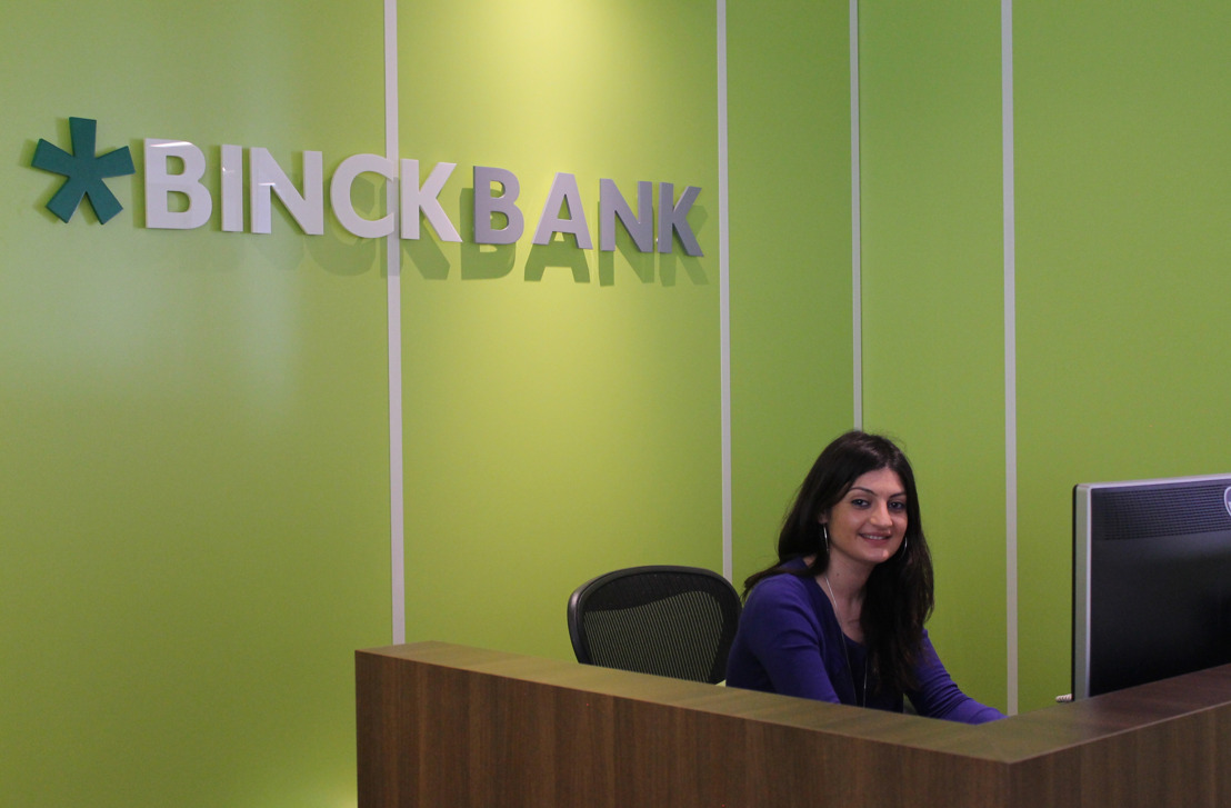 BinckBank enregistre son meilleur trimestre absolu en Belgique