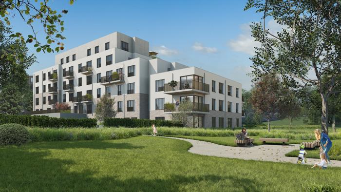 Projet de complexe écorésidentiel et de grand parc à Molenbeek et Berchem-Saint-Agathe