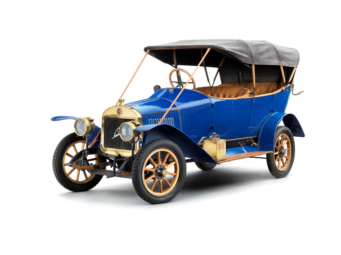 Laurin & Klement S series: The first high-volume model from Mladá Boleslav made its debut 110 years ago
