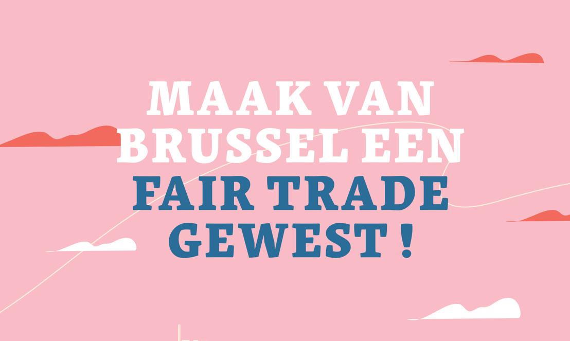 Wordt Brussel het eerste Fair Trade Gewest van ons land?