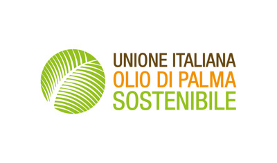 Unione Italiana per l'Olio di Palma Sostenibile sala stampa Logo