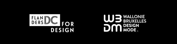 Georganiseerd door Flanders DC en Wallonie-Bruxelles Design Mode (WBDM).