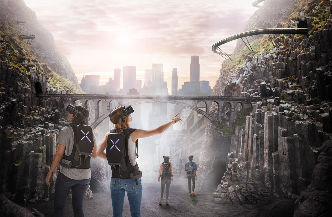 Virtual reality beleven kan binnenkort ook in Gentse Dok Noord