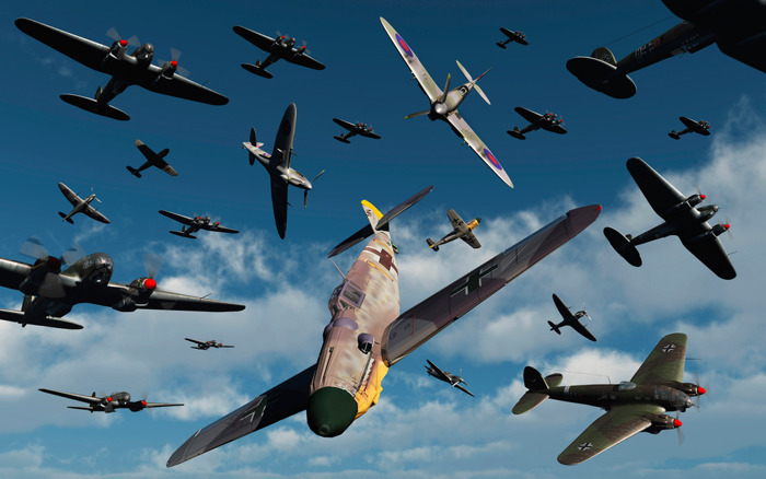 Preview: The Battle of Britain