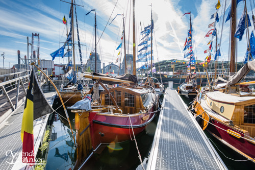 200.000 visiteurs se rendent à Ostende à l'Ancre
