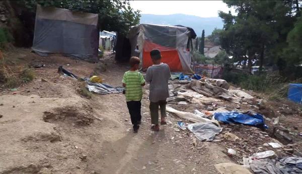 Preview: La salud mental de los refugiados en las islas griegas paga el peaje de las terribles condiciones de los campos