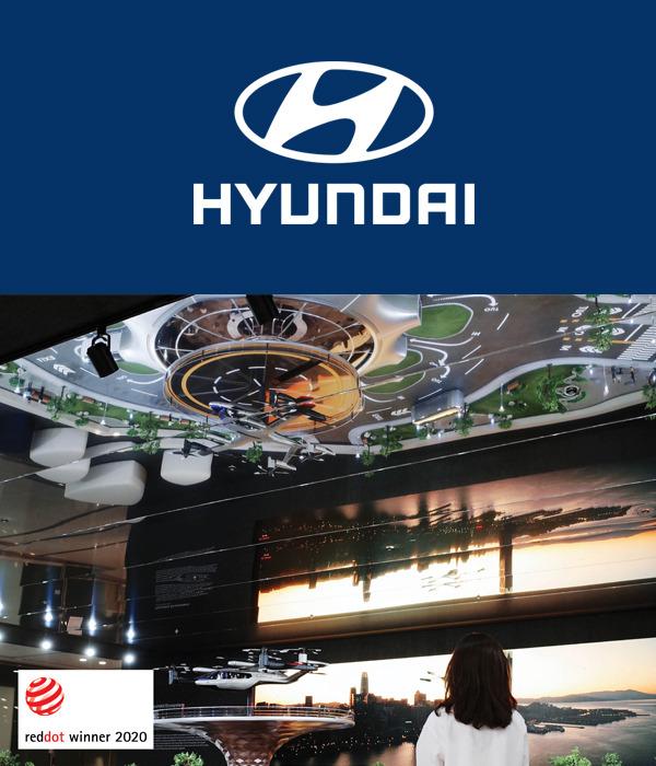 Hyundai Motor, Genesis gana siete Premios de diseño Red Dot 2020