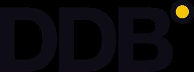 DDB Brussels perskamer Logo