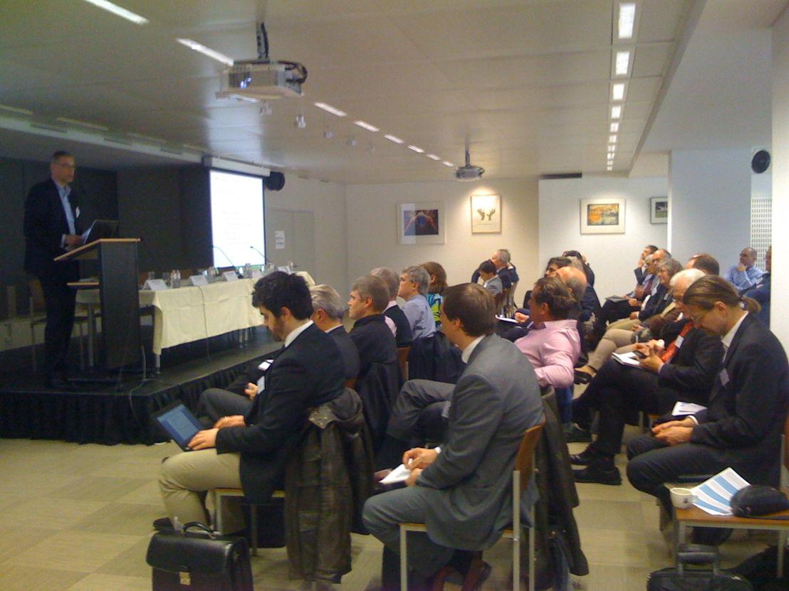 Presentation of Herbert Snell