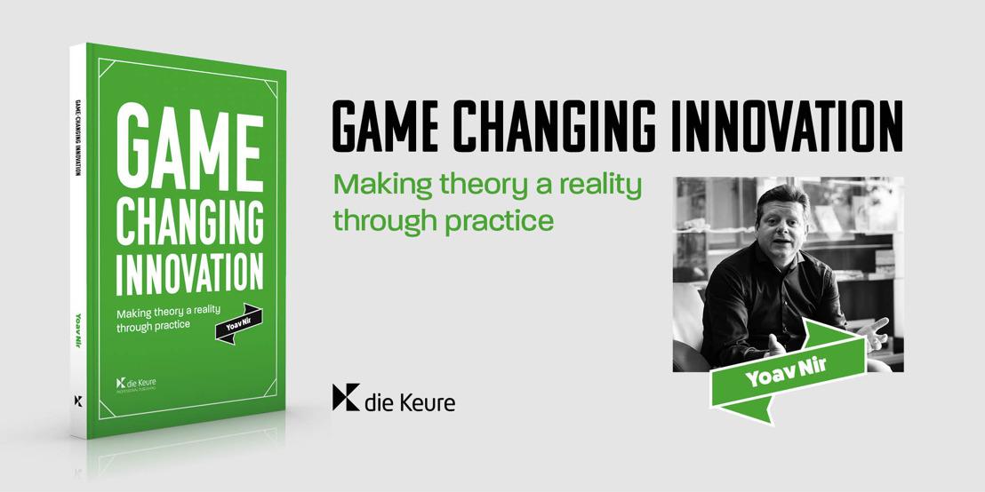 Boeklancering Game-changing Innovation: 80 praktische tips en inzichten voor wie succesvol wil innoveren