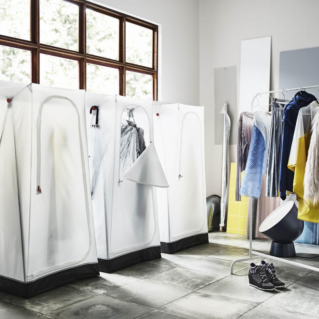 VUKU garde-robe 10,99/st.