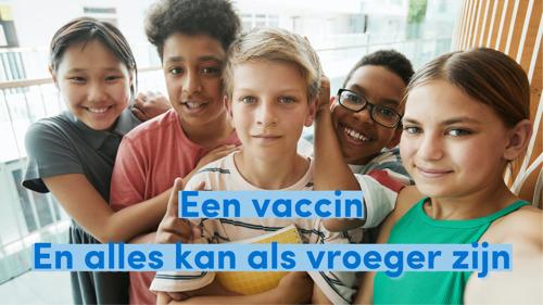 Brusselse leerlingen kunnen covidprik krijgen via school