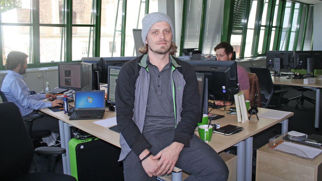 Dennis Rohlfing - Studioleiter