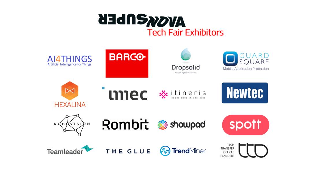 SuperNova Tech Fair Exhibitors
