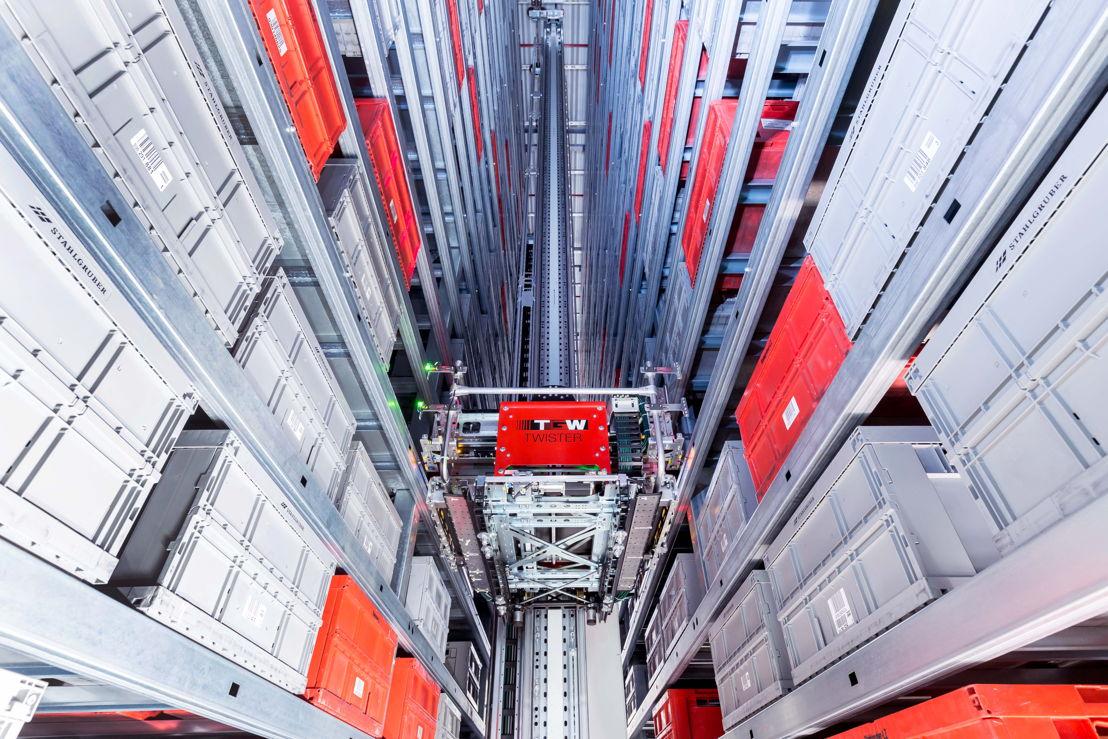 Automated mini-load system