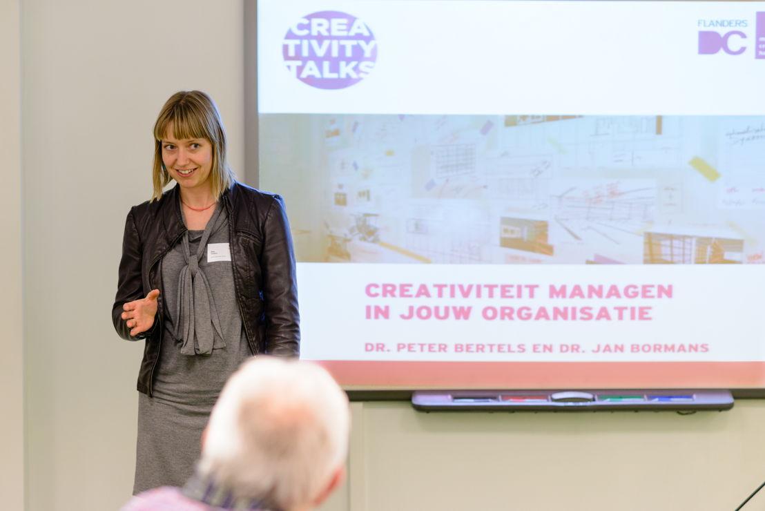 Nele Costers, Research Coordinator van Vlerick Business School.