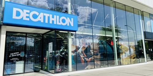 Decathlon opent tweede winkel in Gentse rand