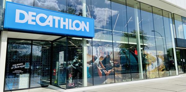 Preview: Decathlon opent tweede winkel in Gentse rand