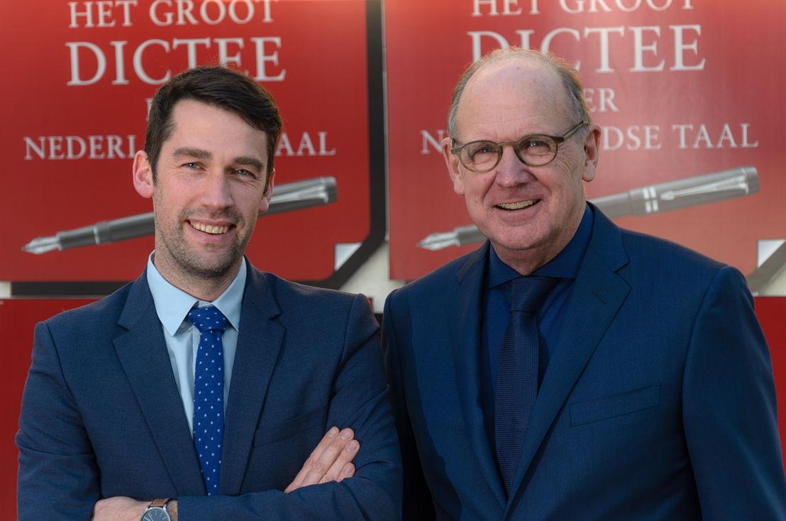 Het Groot Dictee - Freek Braeckman en Philip Freriks - (c) Men at Work