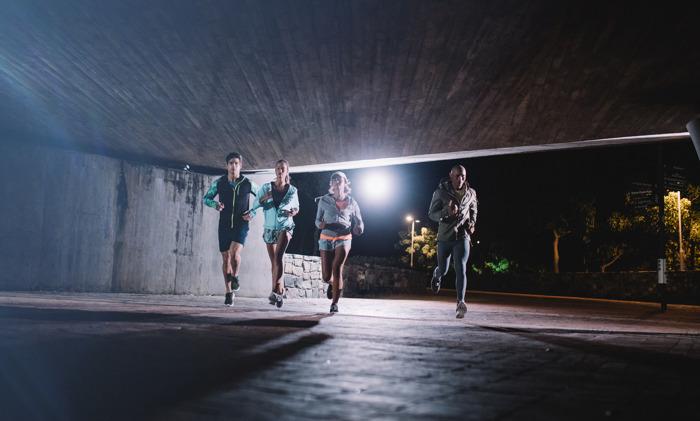 En hiver, courir le soir ne s'improvise pas !