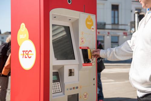 TEC Direction Hainaut : 4 nouveaux SELF
