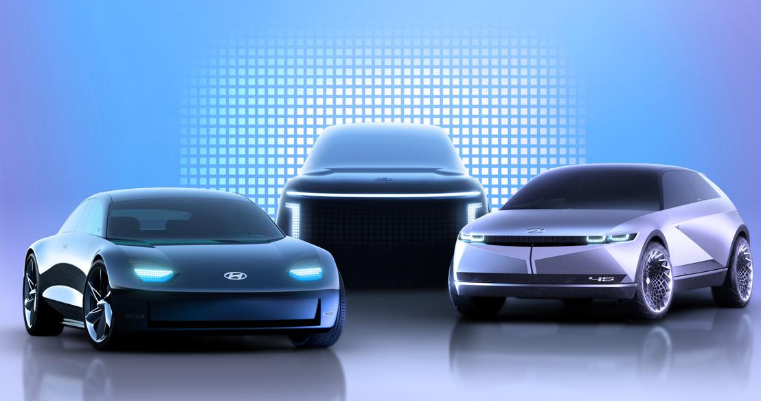 Hyundai Motor lance la marque IONIQ, entièrement dédiée aux modèles électriques, qui ouvre un nouveau chapitre permettant d'expérimenter des véhicules électriques